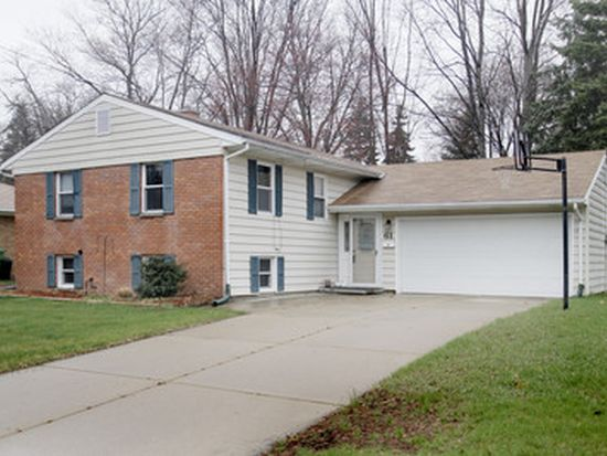61 Heather Ridge Rd, Battle Creek, MI 49017