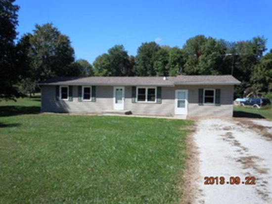 15923 Ireland Rd, Moores Hill, IN 47032