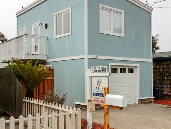 541 37th Ave, Santa Cruz, CA 95062