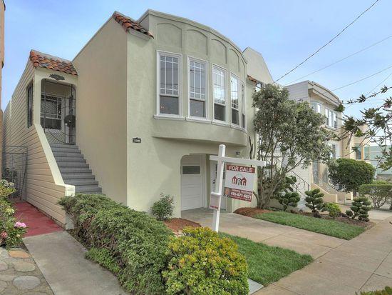2366 33rd Ave, San Francisco, CA 94116