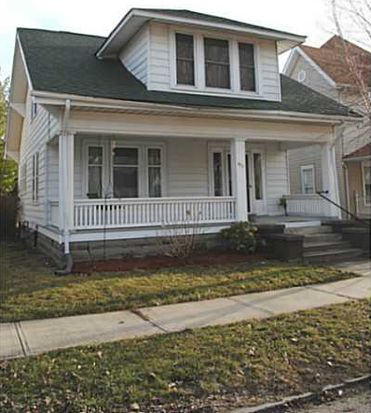 411 W 5th St, Rushville, IN 46173