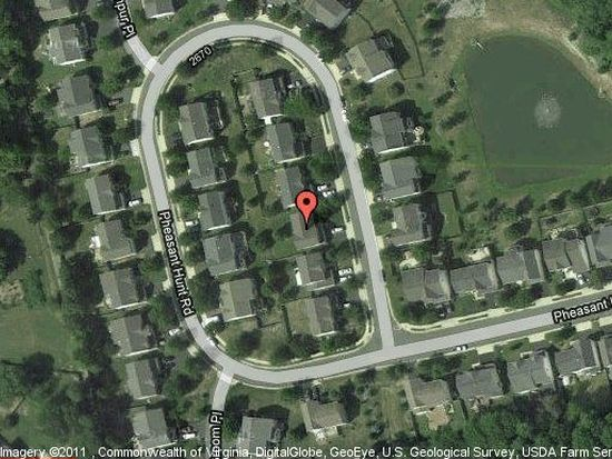 2702 Pheasant Hunt Rd, Woodbridge, VA 22192
