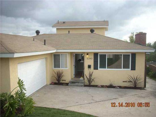 6343 Broadway, San Diego, CA 92114