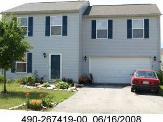 7523 Canal Highlands Blvd, Canal Winchester, OH 43110