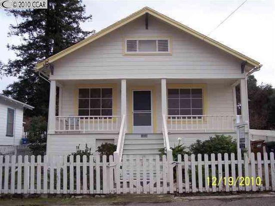 1020 Sierra Ave, Martinez, CA 94553
