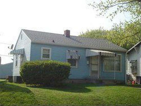 82 N 15th Ave, Beech Grove, IN 46107