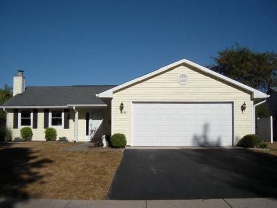 8307 Culpeper Dr, Indianapolis, IN 46227