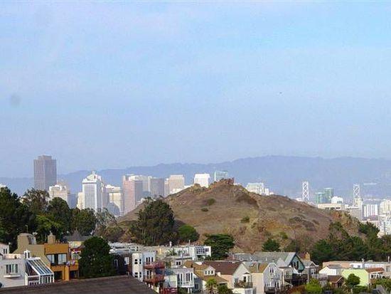 1258 Clayton St, San Francisco, CA 94114