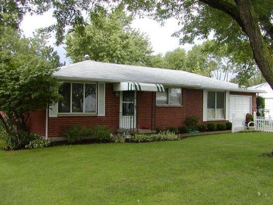 231 S Vandemark Rd, Sidney, OH 45365