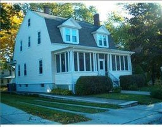 100 Glen Rd, Woonsocket, RI 02895