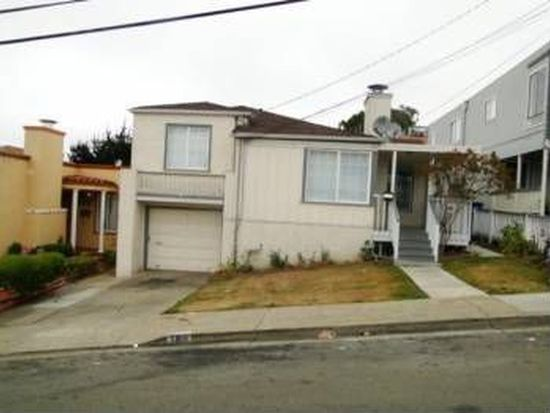 189 Gambetta St, Daly City, CA 94014