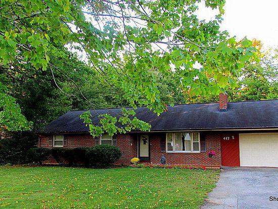 417 Maplewood Dr, Vinton, VA 24179