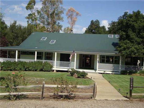 22242 Little Klondike Rd, Ramona, CA 92065