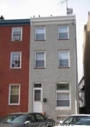 238 S Ann St, Baltimore, MD 21231