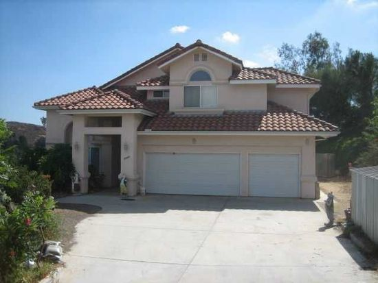 11931 Lila Hill Ln, Lakeside, CA 92040