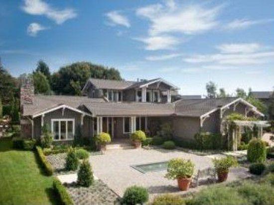 216 Ortega Ridge Rd, Santa Barbara, CA 93108