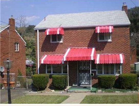 1334 Oakdene St, Pittsburgh, PA 15206