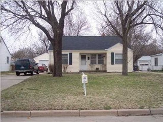 1825 S Fern St, Wichita, KS 67213