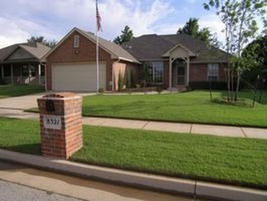 8321 Aspen Pl, Oklahoma City, OK 73132