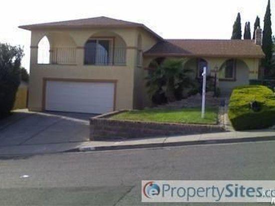 206 Temple Way, Vallejo, CA 94591