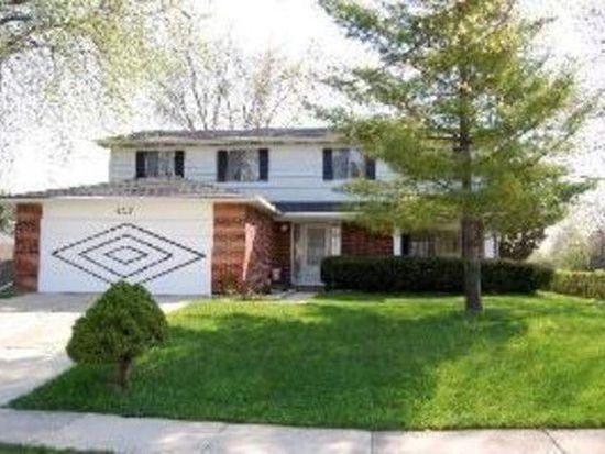 6725 Foxtree Ave, Woodridge, IL 60517