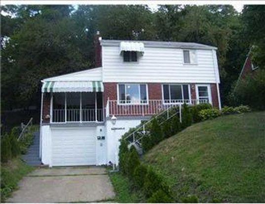856 Homewood Dr, Pittsburgh, PA 15235