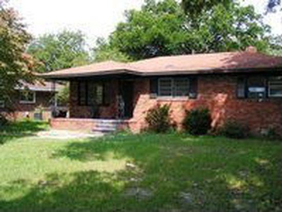 5387 S Sumac Cir, Fayetteville, NC 28304