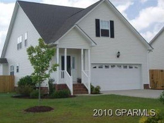 634 Grasmere St, Winterville, NC 28590