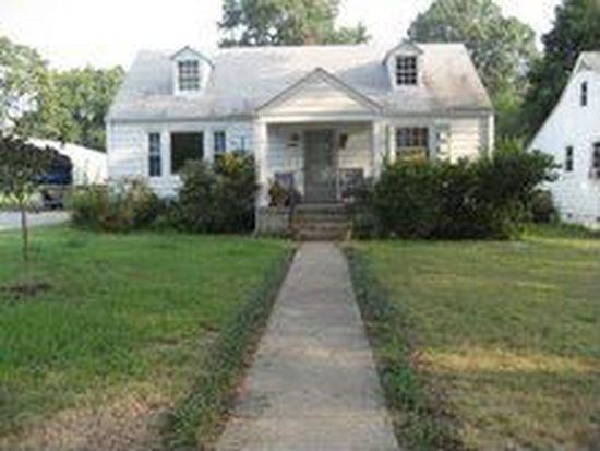 4021 Crutchfield St, Richmond, VA 23225