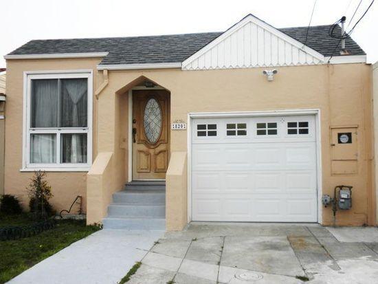 820 2nd Ave, San Bruno, CA 94066