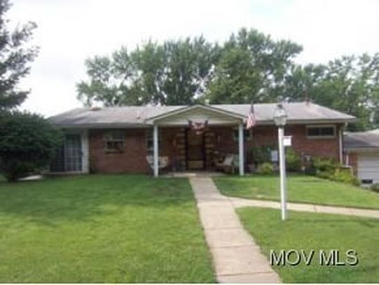 628 Briscoe Rd, Parkersburg, WV 26104
