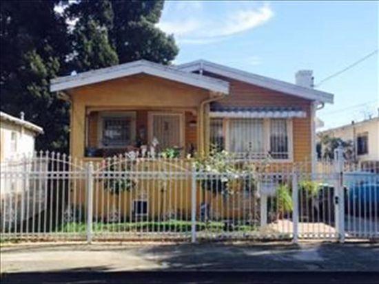1628 Auseon Ave, Oakland, CA 94621