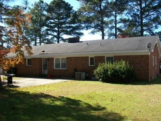 1414 Forest Hills Rd NW, Wilson, NC 27896