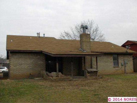 1724 S 141st East Ave, Tulsa, OK 74108