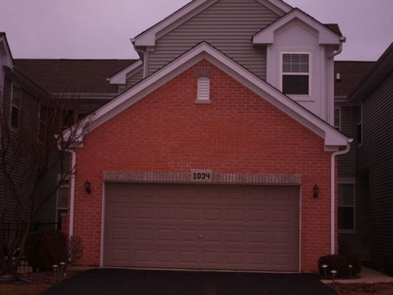 1034 Hummingbird Way # 16F, Bartlett, IL 60103