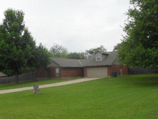 1612 Whispering Ln, Choctaw, OK 73020
