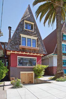 1024 Shrader St, San Francisco, CA 94117
