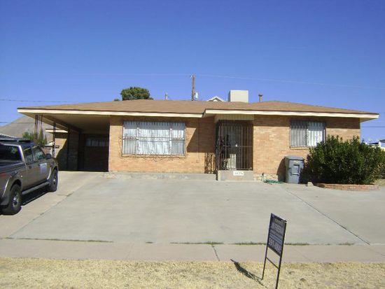 3125 Hamilton Ave, El Paso, TX 79930