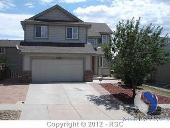 7193 Arrowroot Ave, Colorado Springs, CO 80922