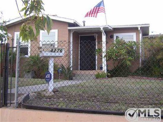 4276 Myrtle Ave, San Diego, CA 92105