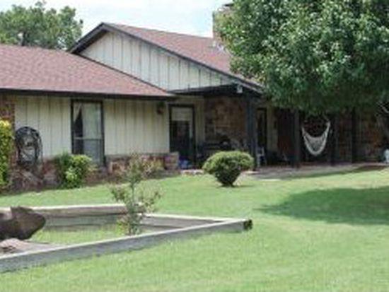 28314 N County Rd, Wynnewood, OK 73098