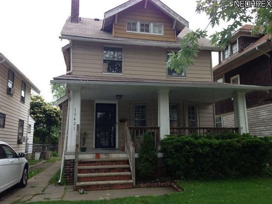 15421 Parkgrove Ave, Cleveland, OH 44110