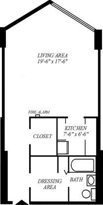 226 W Rittenhouse Sq APT 2603, Philadelphia, PA 19103