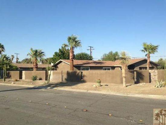 2100 E Hildy Ln, Palm Springs, CA 92262