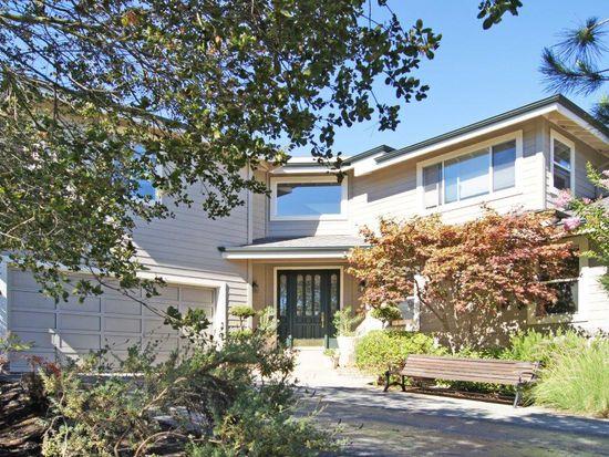 622 Lombardy Way, Emerald Hills, CA 94062