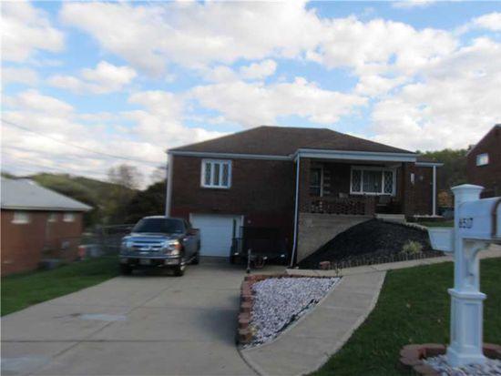6517 Keystone Ave, Finleyville, PA 15332