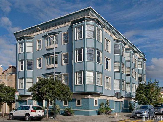 3700 Divisadero St APT 301, San Francisco, CA 94123