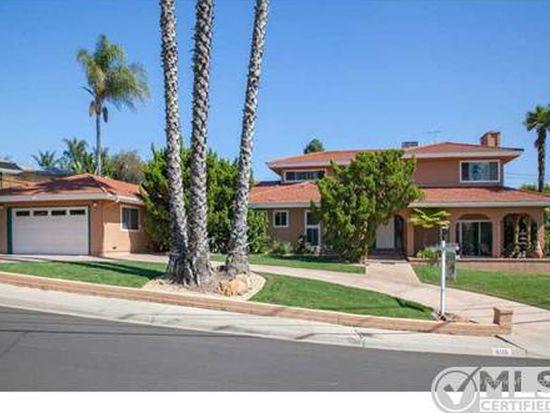 6105 Pasatiempo Ave, San Diego, CA 92120