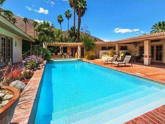 415 W Patencio Ln, Palm Springs, CA 92262