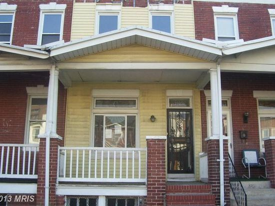 2925 Arunah Ave, Baltimore, MD 21216